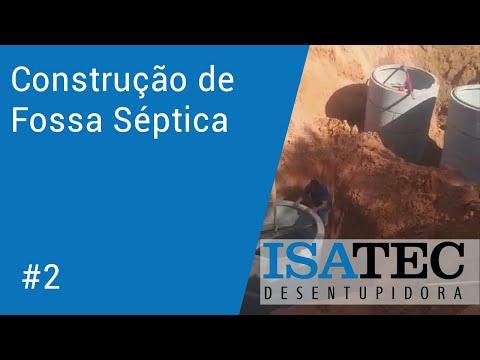 thumb Construção de Fossa Séptica Sorocaba - Isatec Desentupidora #2