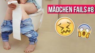 getlinkyoutube.com-SCHLIMMSTE TOILETTEN KATASTROPHE IN DER SCHULE! 😫 // Mädchen Fails #8 | LaurenCocoXO