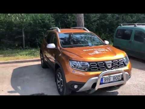 Красавчик по дешману Обзор Renault Duster 2018 / Dacia Duster 2018