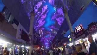 getlinkyoutube.com-The sights and sounds of Fremont St, Las Vegas