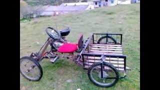 getlinkyoutube.com-Homemade 2WD Vehicle