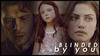 Klaus & Hayley (+Hope) | Blinded [+4x02]