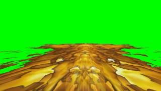 getlinkyoutube.com-Strange Fire Angles - Free Green Screen FX