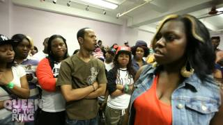 "getlinkyoutube.com-BABS BUNNY & VAGUE presents QOTR ""SPARRING SESSION"" COUTURE vs MS PAK"