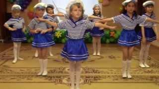 """getlinkyoutube.com-Танец """"Кораблик детства"""" (Видео Валерии Вержаковой)"""