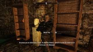 getlinkyoutube.com-L'intégrale Skyrim - Ep 276 - Playthrough FR HD par Bob Lennon