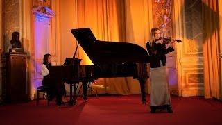 Roxana Pavel si Luiza Tudorache - Méditation, Jules Massenet