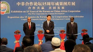 A New Chapter in China-Africa Relations