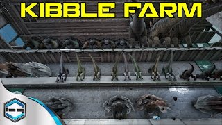 getlinkyoutube.com-Ark Survival Evolve Ultimate Kibble Farm