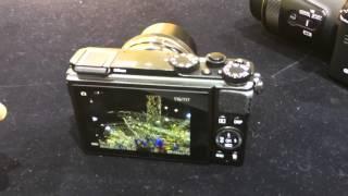getlinkyoutube.com-Nikon DL18-50 over viewing