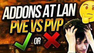 LAN ADDONS   MDI VS PVP   Allow PVP Addons Too?   Venruki