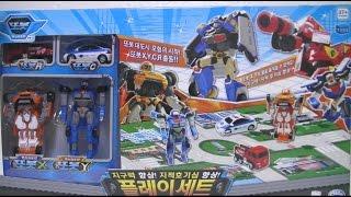 getlinkyoutube.com-또봇 플레이세트 장난감 Tobot Play Set Toys
