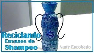 getlinkyoutube.com-RECICLANDO ENVASES DE SHAMPOO
