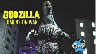 "getlinkyoutube.com-Godzilla Stop Motion ""Dimension War"""