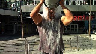"getlinkyoutube.com-Triple H takes the ""Ice Bucket Challenge"""
