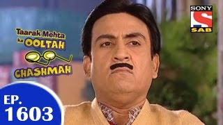 Taarak Mehta Ka Ooltah Chashmah - तारक मेहता - Episode 1603 - 9th February 2015