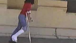 Vivi plaster slwc crutching