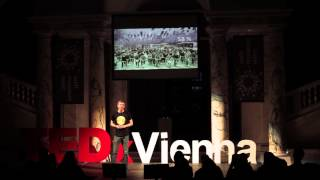 Beyond mobility -- the promise of bicycle urbanism: Florian Lorenz at TEDxVienna