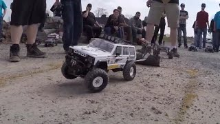 getlinkyoutube.com-2015 XTreme R/C Tough Truck Challenge - Event Coverage