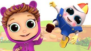 getlinkyoutube.com-Humpty Dumpty + More Educational Songs | Nursery Rhymes