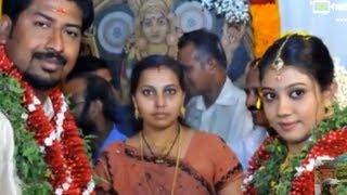 getlinkyoutube.com-Rachana Narayanankutty ( Marimayam ) Married  ? Exclusive Wedding Visuals