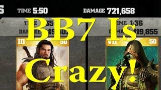 getlinkyoutube.com-WWE Immortals - Hardest Final Stages BB7 Epic Bonus Battle 7 - 600k+ Damage