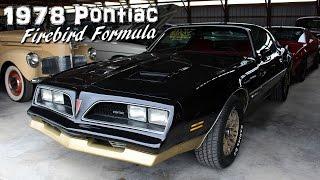 getlinkyoutube.com-1978 Pontiac Firebird Formula 350 V8