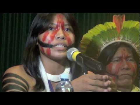 Conversa com Índios do Xingu sobre a construção da Usina Hidrelétrica de Belo Monte
