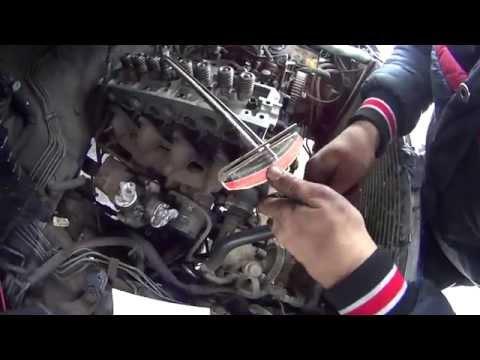 Часть 1 Сборка ГБЦ на Hyundai H1 2.5tdi 2000г