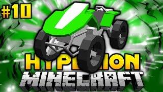 getlinkyoutube.com-Das DYNAMISCHE QUADBIKE?! - Minecraft Hyperion #10 [Deutsch/HD]