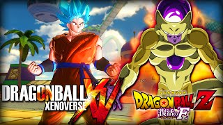 getlinkyoutube.com-Dragon Ball Xenoverse // DLC: O Renascimento de Freeza !!!