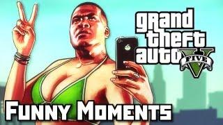 getlinkyoutube.com-GTA 5 Приколы (Funny Moments) #1