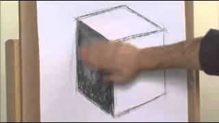 getlinkyoutube.com-Curso Práctico de Dibujo y Pintura Nº 1 (El Carboncillo Primeros Trazos)