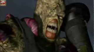 getlinkyoutube.com-Resident Evil 3:Nemesis As Cutscenes Em HD
