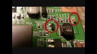 getlinkyoutube.com-Samsung UN46D6000 - No picture / Sound OK problem - FIXED. BN95-00497B, BN41-01662A.