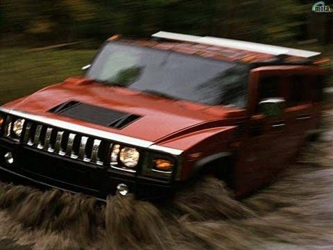 Обзор автомобиля Hummer H2 (AUTO REVIEW)