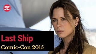 SDCC 2015: Rhona Mitra de The Last Ship