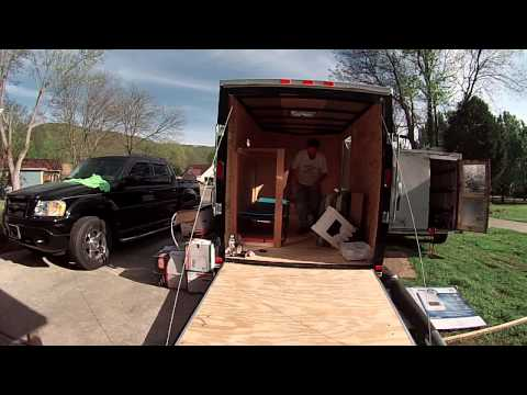 Intro to My  6x10 Enclosed Trailer Conversion Project