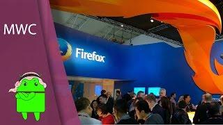 أول نظرة على نظام تشغيل الـ FireFox للجوالات