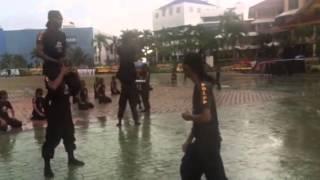 getlinkyoutube.com-Tarung Drajat Anggota Satpol PP Kota Batam