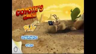 Coyote Chase Unity Game