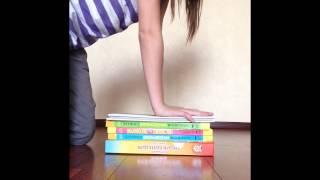 getlinkyoutube.com-Как быстро сесть на шпагат за день