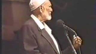 Ahmed Deedat- Christ in Islam Part 13 of 15