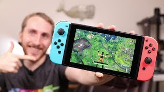 Buying a Nintendo Switch to play Fortnite | Worth it?