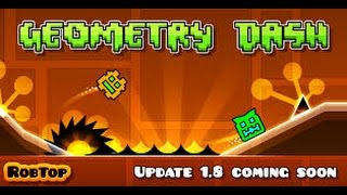 getlinkyoutube.com-Geometry Dash All Levels 1-18 [FULL VERSION]