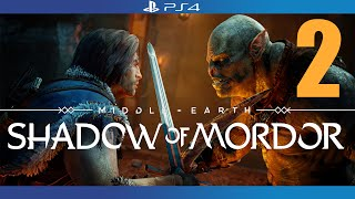 getlinkyoutube.com-Middle-Earth: Shadow of Mordor 100% Walkthrough Part 2 | No Commentary