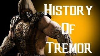 getlinkyoutube.com-History Of Tremor Mortal Kombat X
