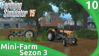 """getlinkyoutube.com-Let's play Fs 15 - Mini-Farm #10 """"Nawozu rozsiewanie i 60-tki na dwa koła branie"""""""