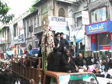 QAUMI MATAMI JULOOS HZT. ALI (as) 2010 5th PART 20thRAMZAN ALL INDIA SHIA CONFRENCE