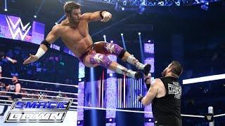 getlinkyoutube.com-Zack Ryder vs. Kevin Owens – NXT Championship Open Challenge : WWE SmackDown, June 4, 2015